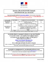 flyer PSP mairies et usagers DR